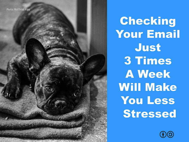 Email - it's stressful!