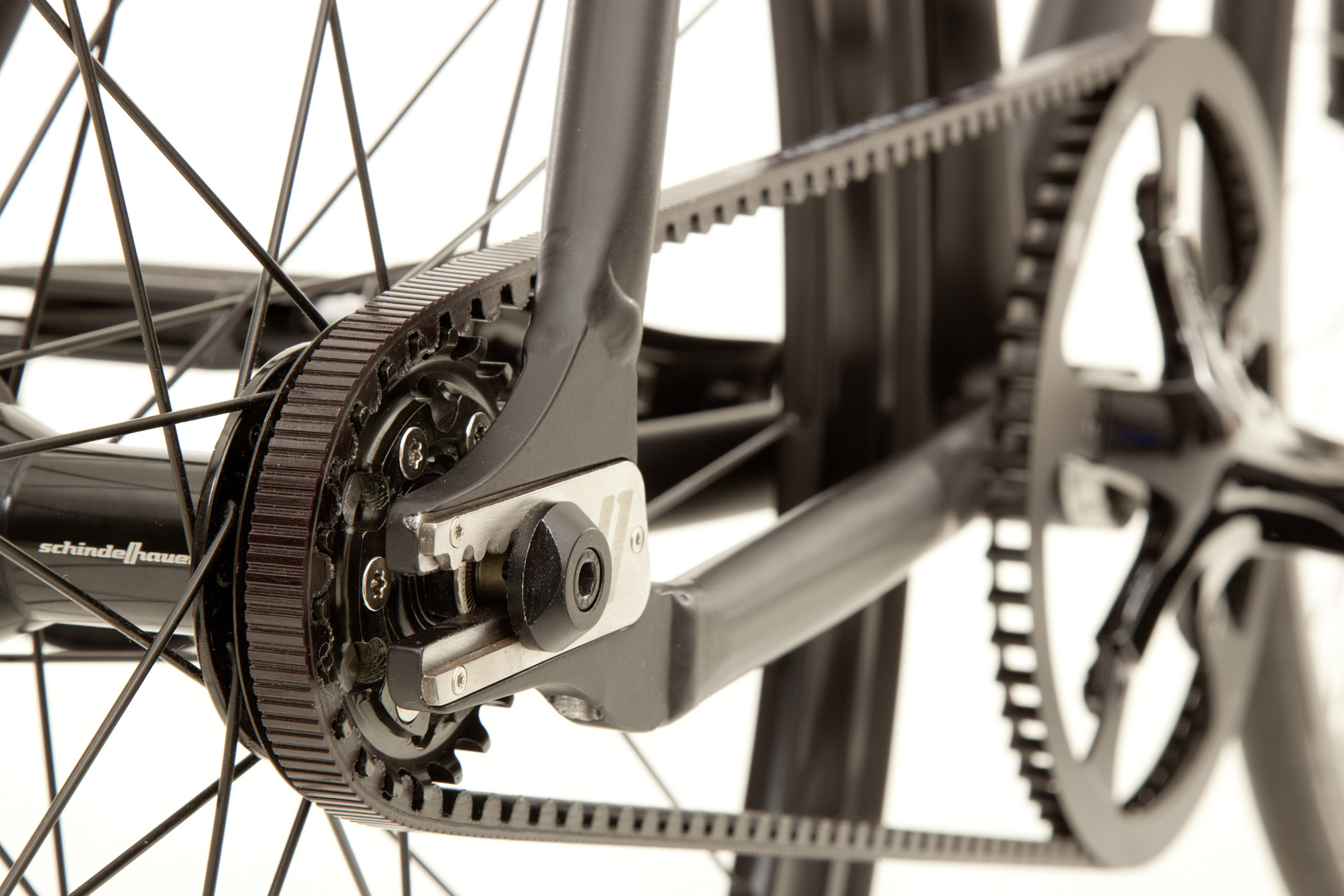 Gates Carbon Drive is a belt driven system for bikes